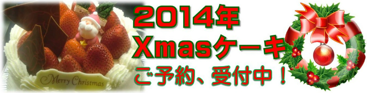 2014クリスマスバナー