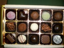 バラエティチョコレート