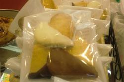 ハート型クッキー(チョコ)