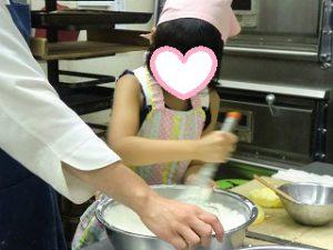 小学生、年中、年長さんお菓子教室
